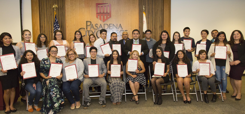 President's Latino Association Scholarships